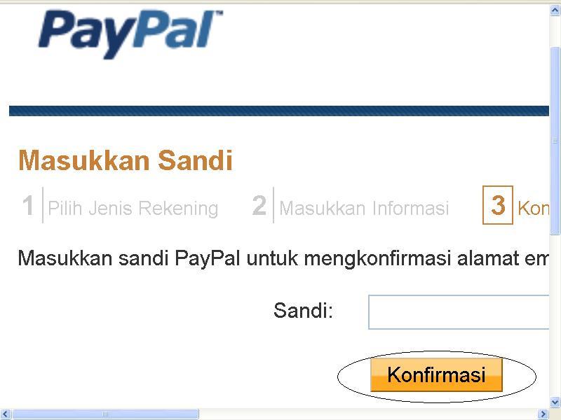 Panduan Daftar Paypal Gratis | Panduan Bisnis Online Untuk ...